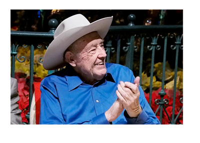 Doyle Brunson - World Poker Classic 2013 - Photo