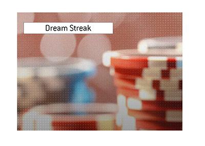 A popular poker player is enjoying a dream streak in recent tournament play.