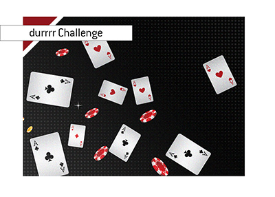 The durrrr Challenge is still alibe, believe it or not.  Will there be any hands played in 2019?