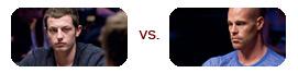 Durrrr Challenge number one - Tom Dwan vs. Patrik Antonius