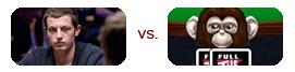 Durrrr Challenge number two - Tom Dwan vs. Daniel Cates aka Jungleman12