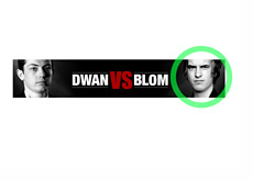 Tom Dwan vs. Viktor Blom - Viktor Wins - Banner