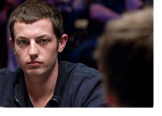 -- Tom Dwan with his mind at ease --