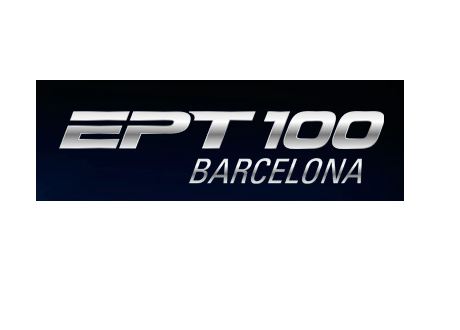 EPT100 Barcelona - Official Logo - Black
