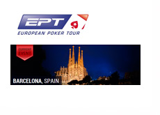 European Poker Tour - Barcelona - 2013