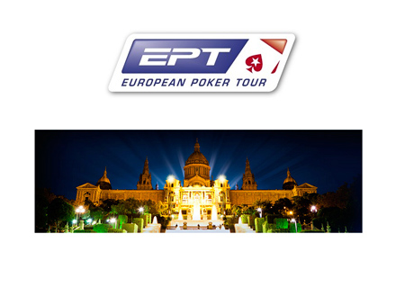 European Poker Tour - Barcelona - 2014 - Logo