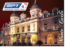european poker tour - monte carlo - casino photo and ept logo