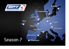 -- European Poker Tour - Season 7 - Map - EPT --