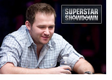 Eugene Katchalov - Up next in the Pokerstars Superstar Showdown