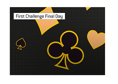 The final day of the first Challenge is all that is left to be played.