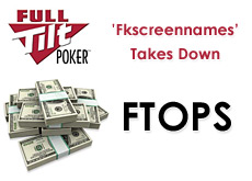 full tilt poker main tournament - ftops - fkscreennames wins