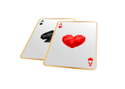 Pair of aces.  What are the chances one will flop a pair in no limit holdem.  The King explains.
