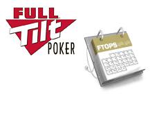 -- FTOPS XV schedule - Full Tilt Poker Logo --