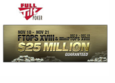 FTOPS XVIII Promotional Graphic