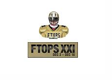 Full Tilt Online Poker Series - FTOPS - XXI - Logo