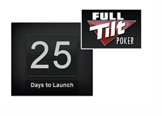 Full Tilt Poker - 25 Days Until Re-Launch