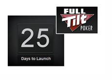 Full Tilt Poker - 25 Days Until Re-Launch
