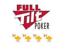Full Tilt Poker getting their ducks in a row - Illustration