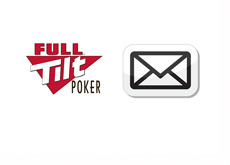 Full Tilt Poker Email - Illustration