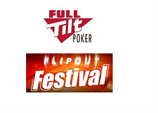 Full Tilt Poker - Flipout Festival