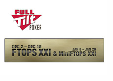 Full Tilt Poker - FTOPS 2012