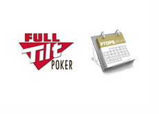 Full Tilt Poker Logo and FTOPS Calendar