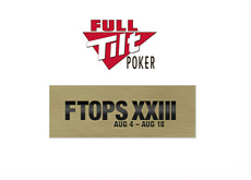 Full Tilt Poker - FTOPS XXIII