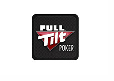 Full Tilt Poker - Logo in a square