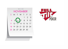 Full Tilt Poker - Reopening Date - November 9th, 2012 - Illustration
