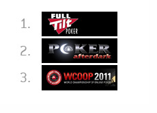 Full Tilt Poker, Poker After Dark and World Championship of Online Poker
