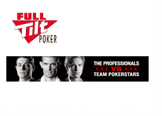 Full Tilt Poker - The Professionals vs. Team Pokerstars