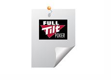 Full Tilt Poker statement - Illustration