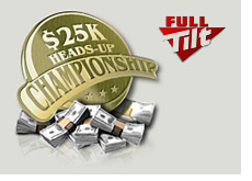 full tilt poker - 25k heads-up online tournament