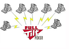 full tilt poker gets attacked by ddos - denial of service attack - site shuts down
