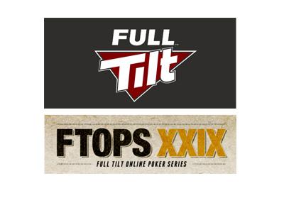 Full Tilt FTOPS XXIX - Logo