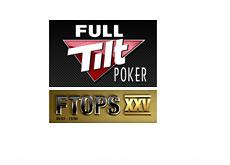 Full Tilt Poker - FTOPS XXV -  Logo