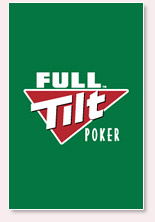 full tilt logo green