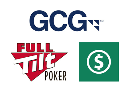 Nice Garden City Group And Full Tilt Poker Logos   Payment Icon / Concept