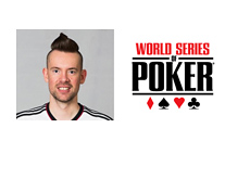 George Danzer - Pokerstars Pro - WSOP (World Series of Poker) logo