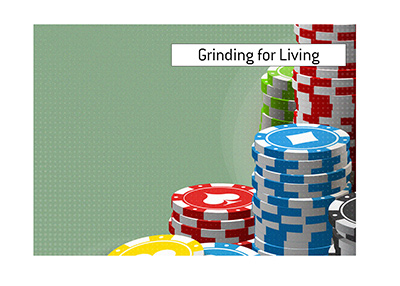 Common options for players that choose the Grinding as a way of making a living.