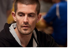 Gus Hansen at the 2010 WSOP