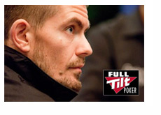 Gus Hansen - New Face of Full Tilt Poker