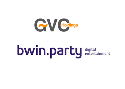 GVC Holdings and Bwin.Party Digital Entertainment - Company logos