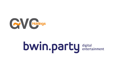 GVC Holdings and Bwin.Party - Company Logos