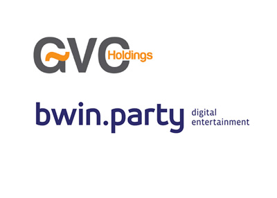 GVC Holdings and Bwin.Party Digital Entertainment - Company Logos - Year 2015