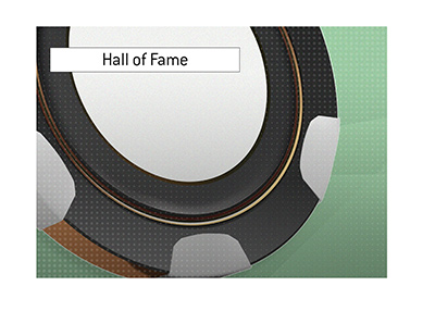 The Poker Hall of Fame - Year 2020 entry to be decided soon.
