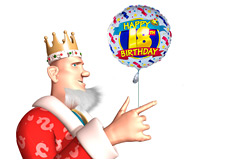 poker king is wishing a happy birthday and return to online poker to andy mcleod