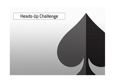 The odds for the upcoming heads-up challenge between two foes have been posted.