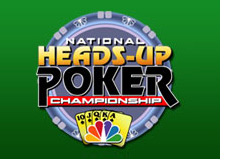2008 national heads-up poker championship on nbc tv