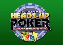 2008 national heads-up poker championship on nbc tv